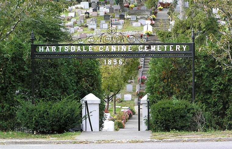 America's Oldest and Largest Pet Cemetery Is in Upstate NY